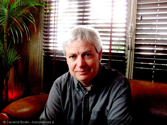 Interview Jonathan Coe