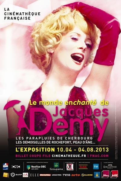 Le monde enchanté de Jacques Demy