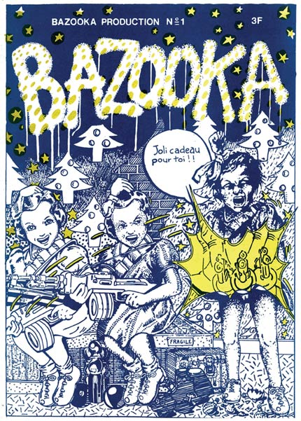 Bazooka Production 1975