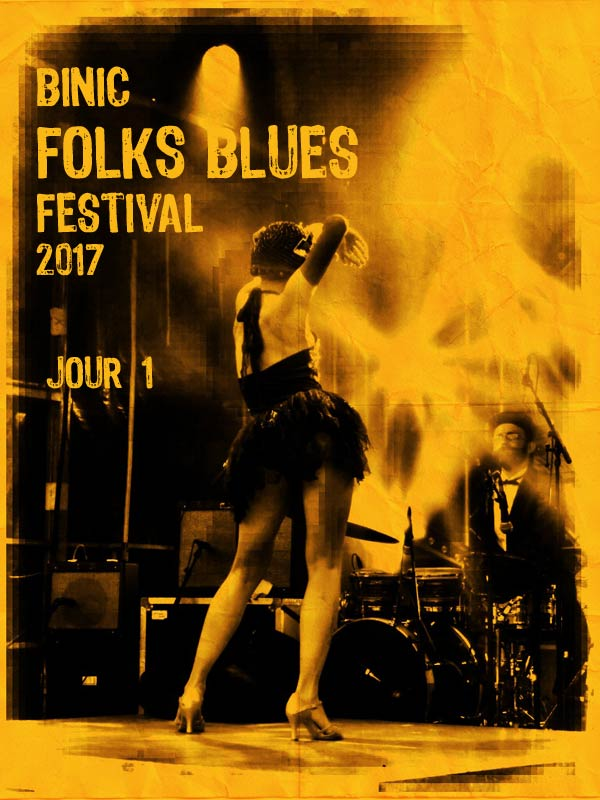 Binic Folk Blues Festival 2017 - Jour 1