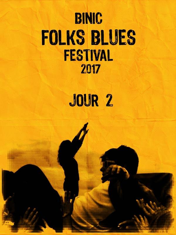 Binic Folk Blues Festival 2017 - Jour 2