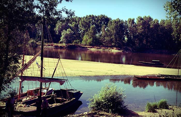 Bord de Loire © Hélène Baratte