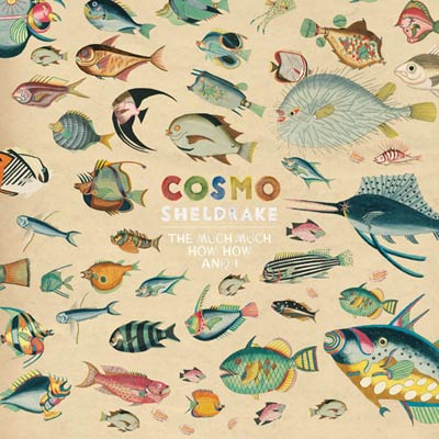 Cosmo Sheldrake - Album