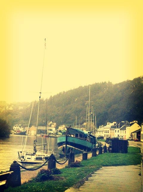 Port-Launay - Finistère