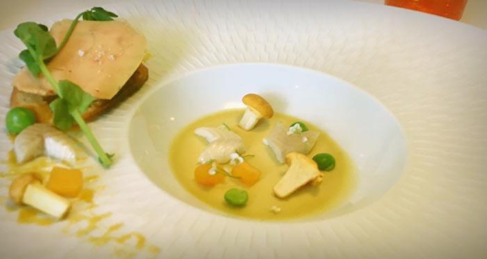 Les Hautes Roches Restaurant © Hélène Baratte