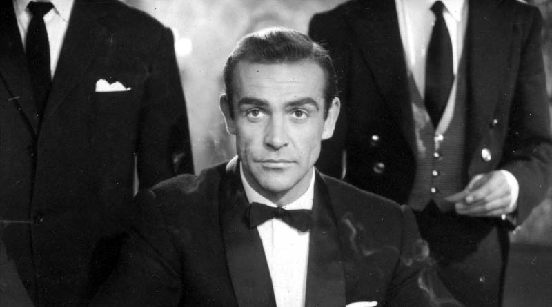 Expo James Bond - Sean Connery