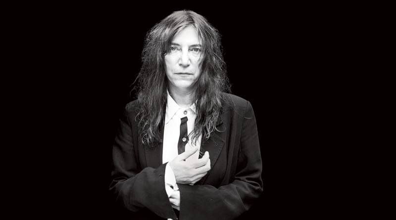 Patti Smith - Photo Monfourny