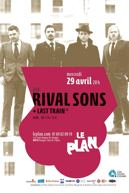 Rival Sons - Concert
