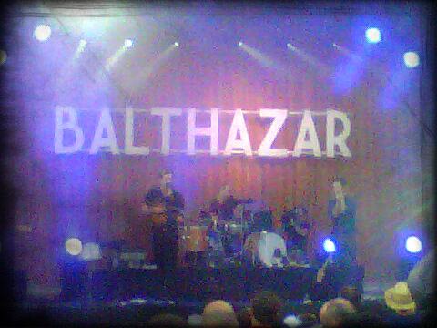 Rock en Seine 2013 - Balthazar