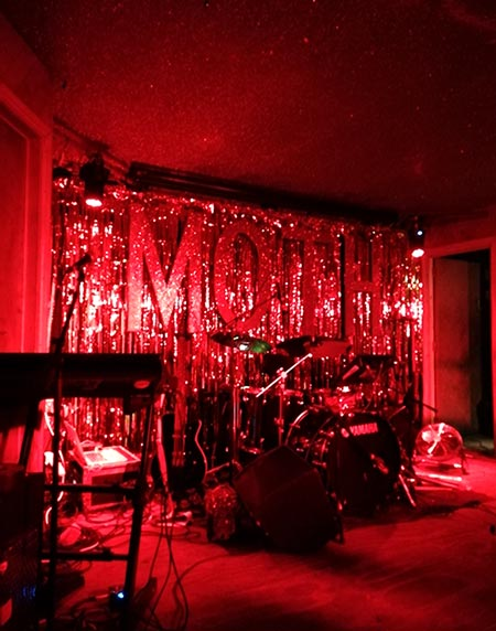 Moth Club, London