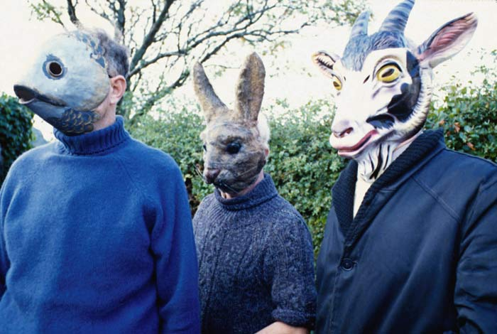 The Wicker Man - Masques